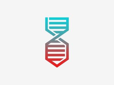 Dna Evolution Logo