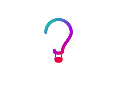 Question Air Balloon Logo