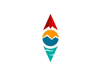 Travelling Compass Logo