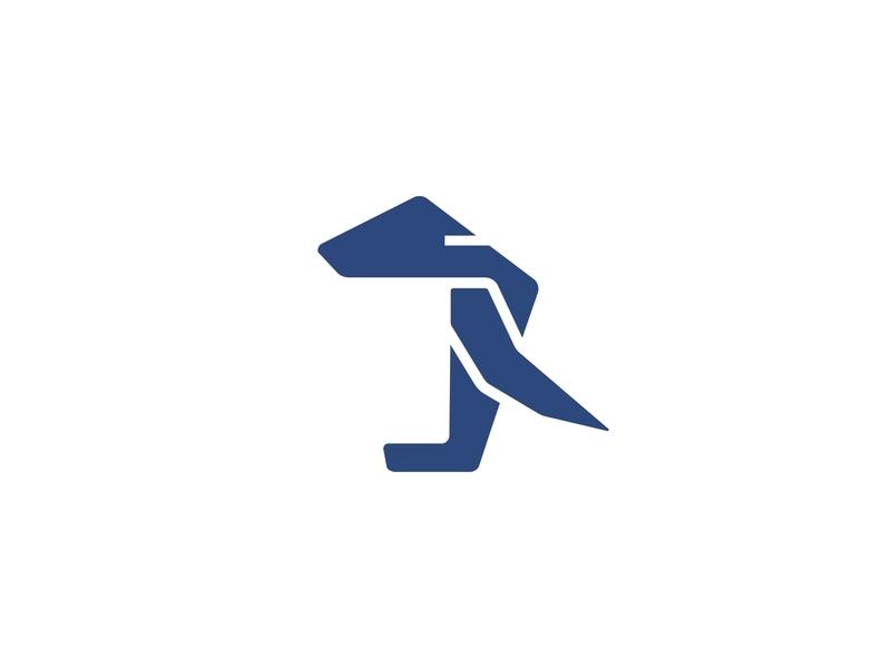 Stiff Elephant Logo graphic designer graphic design design freelancer corporate identity brand mark brand identity logo brand logo identity logo corporate logo for sale logo designer logo design logo professional hard tough animal elephant