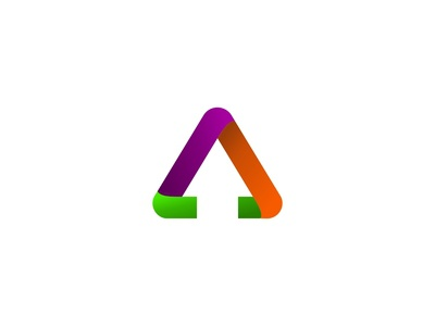 Upward Triangle Logo