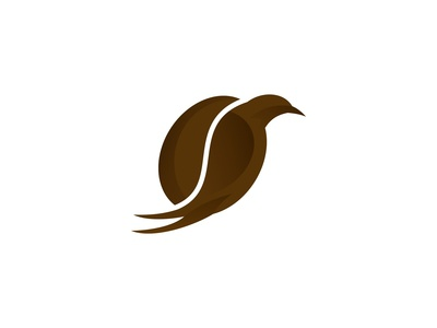 Coffee Swallow Logo
