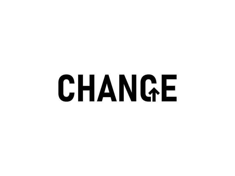 Chanc G E Logo graphic design design freelancer corporate identity brand identity brand mark logo identity logo corporate logo brand logo for sale logo design typographic typography arrow motivation forward up go ahead opportunity change chance