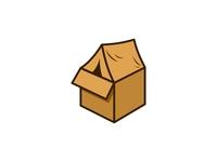Tent Cardboard Logo