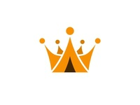 Tent Crown Logo