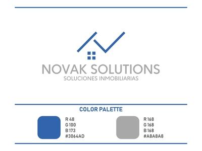 Novak Solutions Logo (2019)