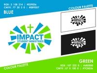 Impact Student Ministries Logo (2019)