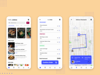 Food Delivery - App Exploration