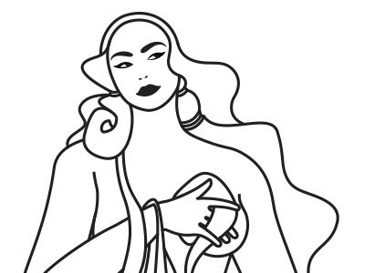 Venus sandrobotticelli siren goddess birthofvenus venus