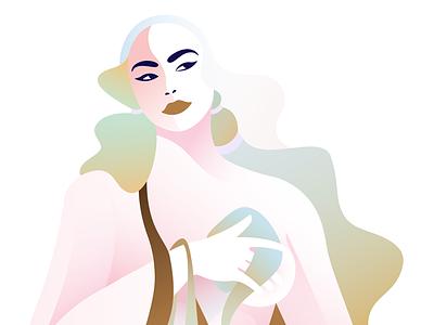 Birth of Venus sandrobotticelli siren goddess birthofvenus venus