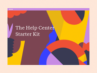 Help ☼ Center ✎ Starter ☺ Kit ✂