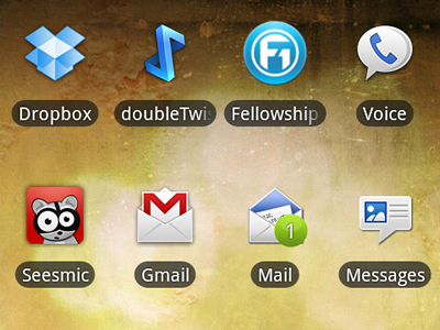 F1 Android Icon android icon