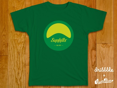 Sunhills™ threadless dribbble playoff