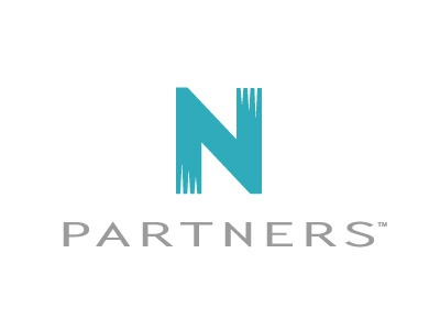 N Partners Identity (Standard) identity brand logo wordmark
