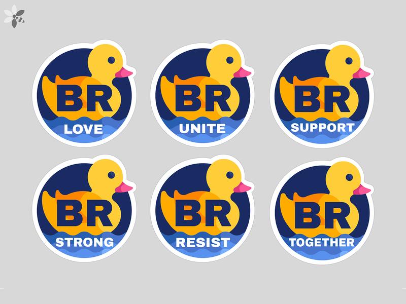 Broad Ripple Inspiration Stickers