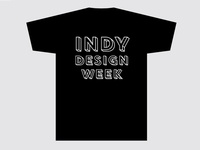 Idw19 Dribbble Volunteer Shirt