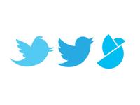 Restyling Logo Twitter )