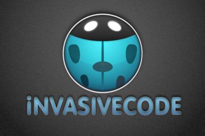 iNVASIVECODE logo for Lion