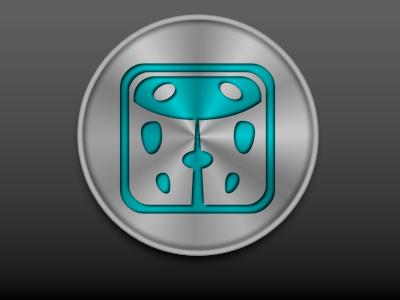 iNVASIVECODE logo metal version