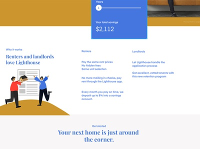 Landlord and renters love the houses!