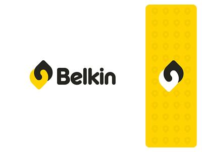 Belkin b letter b logo tech company luxury band startup logo logo design agency logo designer logo design ecommerce logo top designer tech logo minimal brand logo branding agency branding app logo abstract logo