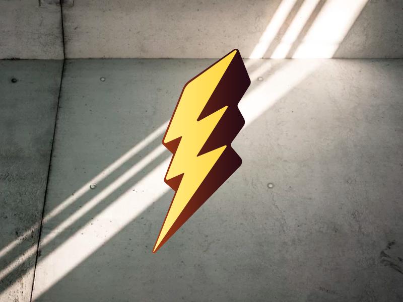 Energy Symbol energy lightning bolt symbols symbol branding icon vector logo design design logo