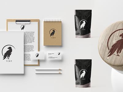TENY logo - Branding mockup branding design brand identity brand design logos concept art concept design logo designer logodesign logo mark illustration icon vector logo design branding