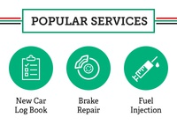 Car Service Icons #2