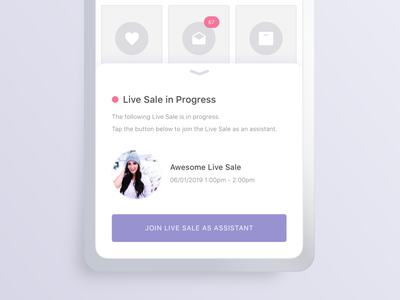 Alert Designs Themes Templates And Downloadable Graphic Elements On Dribbble