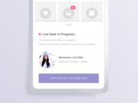 eCommerce Admin UI