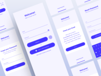 Sign in Wireframes