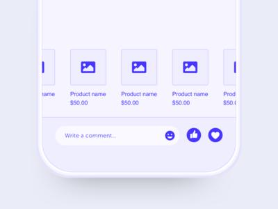 eCommerce Admin Wireframes ecommerce mobile app ux ui design admin template