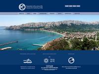 Port Authority of Krk homepage