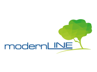 Modern Line Logo