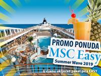 Travel agency cruise promo