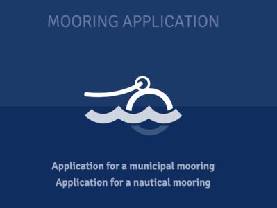 Mooring application icon