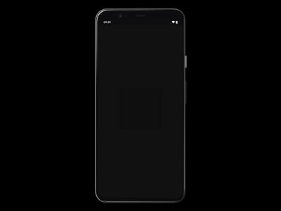 Sign-Up Transition dailyui app minimal product design uiux mobile ui mobile