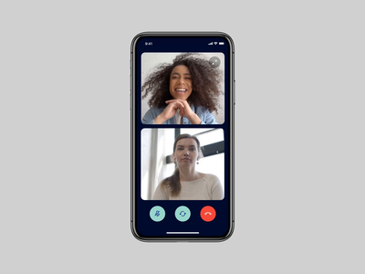 Video Call Exploration remote mobile call video call