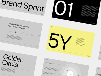 Update to our slides Template minimal brand sprint sprint pitchdeck pitch keynote