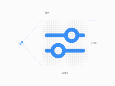 Icon Grid Detail