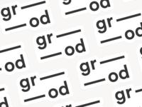 Grod Stickers