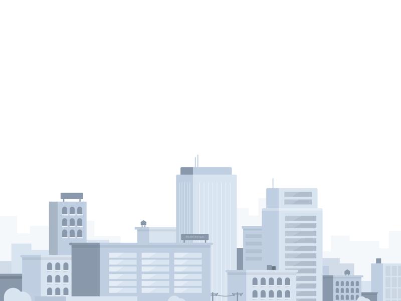 Skyline Illustration city illustration skyline