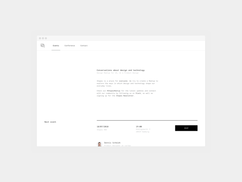 Shapes Website 2.1