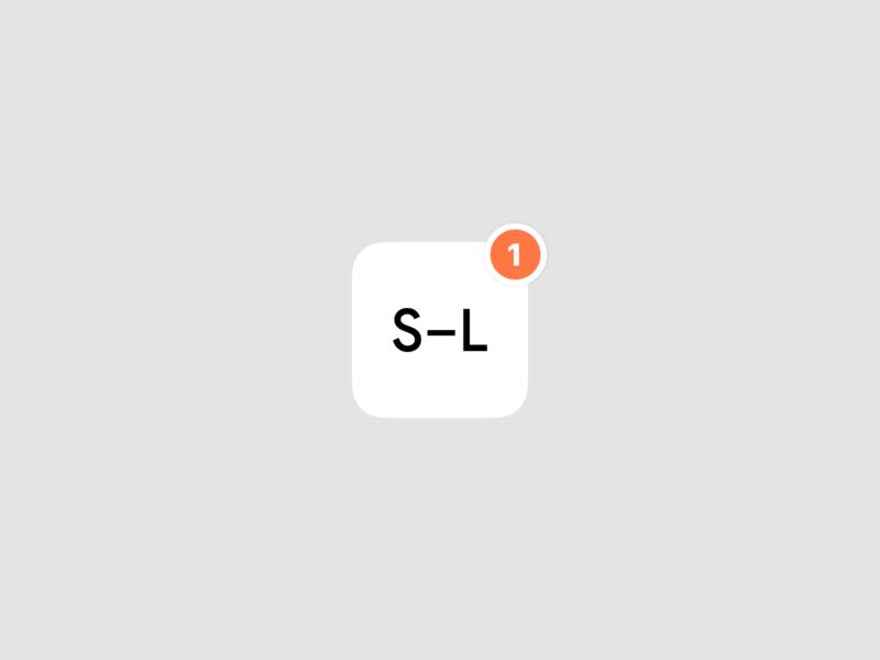 Daily UI 005 — App Icon iphone minimal logo ux ui ios app app icon 005 dailyui