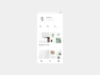 Daily UI 006 — User Profile