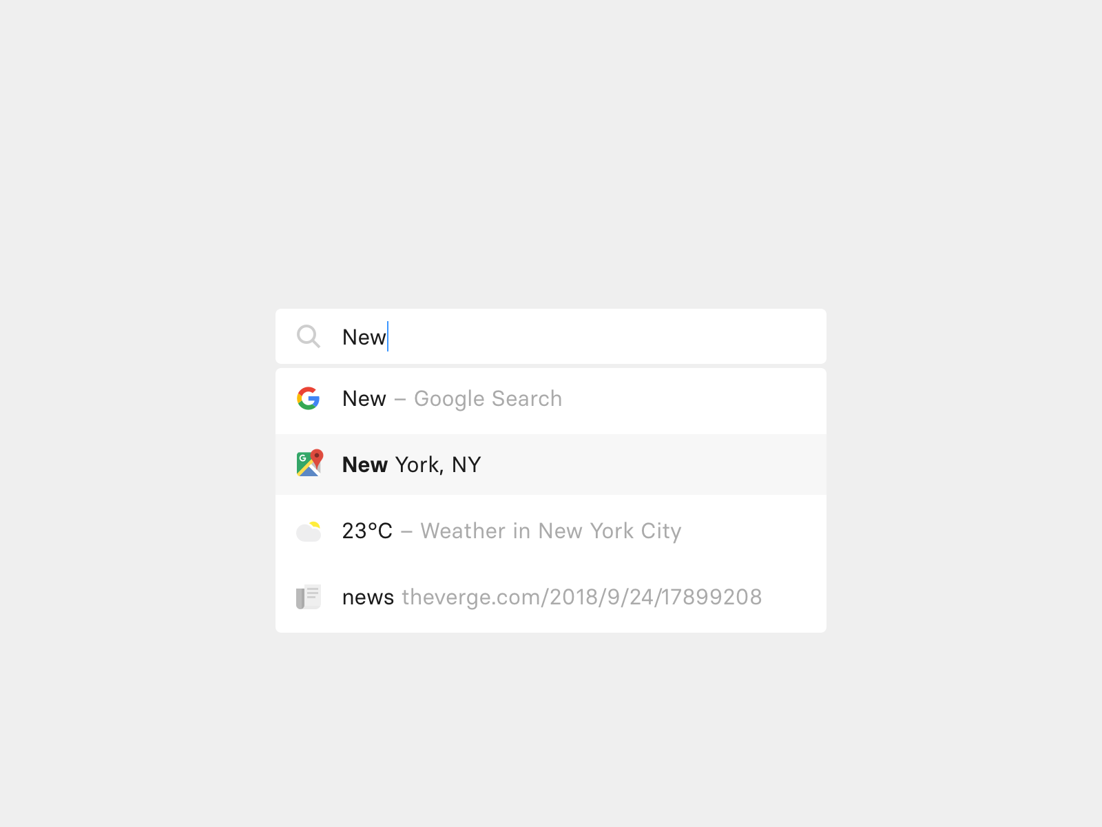 Daily UI 022 — Search