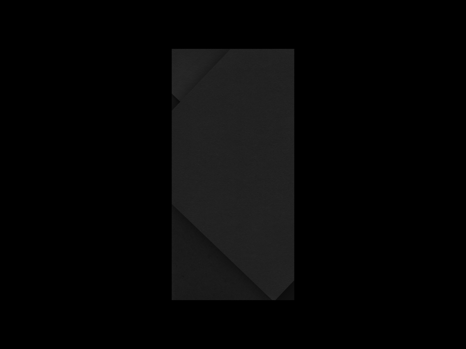 Black Paper Wallpaper