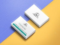 Lite Scape Media Business Card