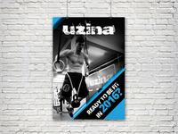 Uzina Poster Design