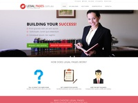 Legal Pages Home Page